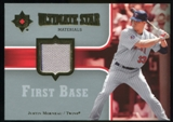2007 Upper Deck Ultimate Collection Ultimate Star Materials #JU2 Justin Morneau