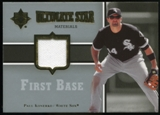 2007 Upper Deck Ultimate Collection Ultimate Star Materials #PK Paul Konerko