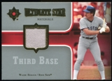 2007 Upper Deck Ultimate Collection Ultimate Star Materials #WB Wade Boggs