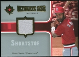 2007 Upper Deck Ultimate Collection Ultimate Star Materials #OS Ozzie Smith