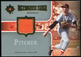 2007 Upper Deck Ultimate Collection Ultimate Star Materials #PA Jim Palmer