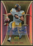 2007 Upper Deck Artifacts Rookie Autographs #118 Drew Tate Autograph /30