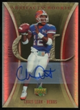 2007 Upper Deck Artifacts Rookie Autographs #164 Chris Leak Autograph /30