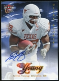 2007 Upper Deck Ultra Rookie Autographs #252 Selvin Young Autograph /199