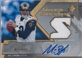 2005 Upper Deck SPX Football #SWA-MB Marc Bulger Auto Jersey #45/50