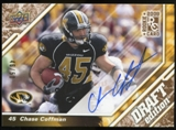 2009 Upper Deck Draft Edition Autographs Copper #33 Chase Coffman Autograph /50
