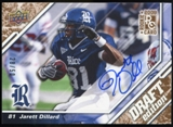2009 Upper Deck Draft Edition Autographs Copper #40 Jarett Dillard Autograph /50