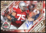 2009 Upper Deck Draft Edition Autographs Copper #46 Alex Boone Autograph /50