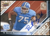 2009 Upper Deck Draft Edition Autographs Copper #138 Garrett Reynolds Autograph /50