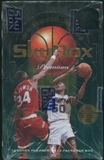 1994/95 Skybox Premium Series 2 Basketball 12-Pack Retail Box