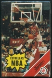 1988 Fournier NBA Estrellas Basketball Factory Set Michael Jordan