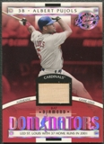2001 Donruss Class of 2001 #DM4 Albert Pujols Diamond Dominators Rookie Bat #124/125