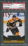 2010/11 Upper Deck #456 Tyler Seguin Young Guns Rookie PSA 10 *5938