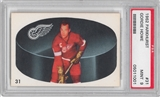 1962/63 Parkhurst Hockey #31 Gordie Howe PSA 9 (MINT) *1001