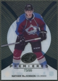 2013-14 Upper Deck Ice #123 Nathan MacKinnon Rookie #73/99