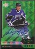 2013-14 Black Diamond #225 Wayne Gretzky Emerald All Star Auto #04/10