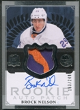 2013-14 The Cup #128 Brock Nelson Rookie Patch Auto #163/249