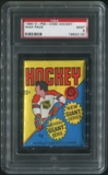 1980/81 O-Pee-Chee Hockey Wax Pack PSA 9 (MINT) *2133