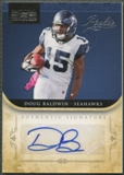 2011 Playoff National Treasures #236 Doug Baldwin Rookie Auto #67/99