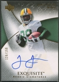 2007 Exquisite Collection #78 James Jones Rookie Auto #126/150