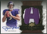 2008 Exquisite Collection #170 Joe Flacco Rookie Patch Auto #46/99