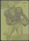 2011 Finest #120 Mark Ingram Rookie Yellow Printing Plate #1/1