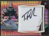 2012 Bowman Sterling #BSJRPTR Trent Richardson Rookie Prism Refractor Jumbo Patch Auto #1/5 Error #1/1?