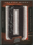 "2011/12 Panini Prime #45 Jeremy Roenick Genuine Marks Letter ""O"" Patch Auto #2/7"