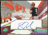 2003 SPx #SSCP Carson Palmer Supreme Signatures Rookie Auto