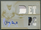 2012 Topps Triple Threads #132 Ryan Broyles Rookie Printing Plate Yellow Patch Auto #1/1