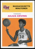 2011/12 Upper Deck Fleer Retro 1961-62 #JE3 Julius Erving Orange