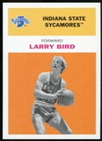 2011/12 Upper Deck Fleer Retro 1961-62 #LB3 Larry Bird Orange