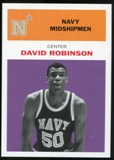 2011/12 Upper Deck Fleer Retro 1961-62 #DR4 David Robinson Purple