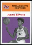 2011/12 Upper Deck Fleer Retro 1961-62 #JE4 Julius Erving Purple