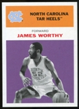 2011/12 Upper Deck Fleer Retro 1961-62 #WO4 James Worthy Purple