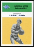 2011/12 Upper Deck Fleer Retro 1961-62 #LB5 Larry Bird Yellow