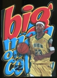 2011/12 Upper Deck Fleer Retro Big Men on Court #2 LeBron James