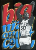 2011/12 Upper Deck Fleer Retro Big Men on Court #7 David Robinson