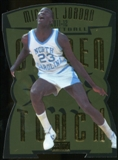 2011/12 Upper Deck Fleer Retro Golden Touch #1 Michael Jordan