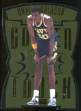 2011/12 Upper Deck Fleer Retro Golden Touch #6 David Robinson