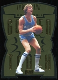 2011/12 Upper Deck Fleer Retro Golden Touch #9 Larry Bird