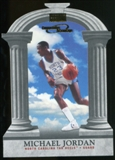 2011/12 Upper Deck Fleer Retro Competitive Advantage #1 Michael Jordan