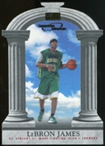 2011/12 Upper Deck Fleer Retro Competitive Advantage #3 LeBron James