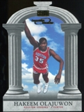 2011/12 Upper Deck Fleer Retro Competitive Advantage #11 Hakeem Olajuwon
