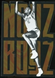 2011/12 Upper Deck Fleer Retro Noyz Boyz #3 Bill Russell