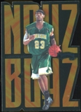 2011/12 Upper Deck Fleer Retro Noyz Boyz #20 LeBron James