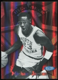 2011/12 Upper Deck Fleer Retro Ultra Stars #1 Michael Jordan