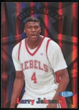 2011/12 Upper Deck Fleer Retro Ultra Stars #18 Larry Johnson