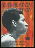 2011/12 Upper Deck Fleer Retro Intimidation Nation #2 George Gervin