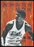 2011/12 Upper Deck Fleer Retro Intimidation Nation #9 Magic Johnson